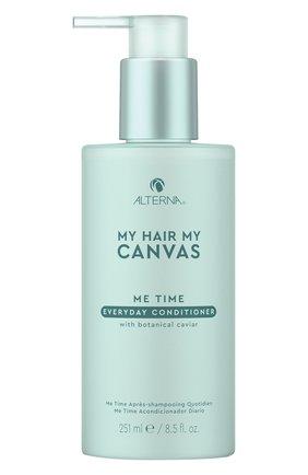 Кондиционер для ежедневного ухода my hair my canvas ALTERNA бесцветного цвета, арт. 873509029762 | Фото 1