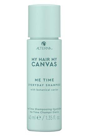 Шампунь для ежедневного ухода my hair my canvas ALTERNA бесцветного цвета, арт. 873509030010 | Фото 1