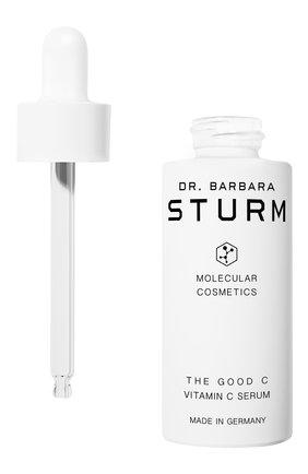 Сыворотка с витамином с для ровного цвета лица (30ml) DR. BARBARA STURM бесцветного цвета, арт. 4260521261182   Фото 2