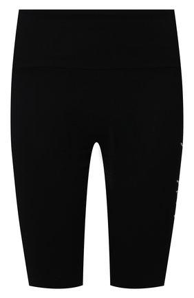 Женские шорты WOLFORD черного цвета, арт. 19316 | Фото 1