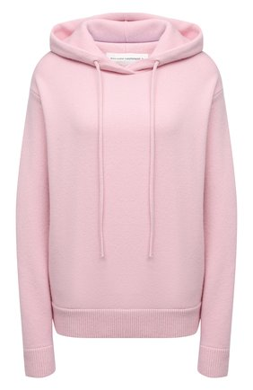Женский кашемировое худи EXTREME CASHMERE светло-розового цвета, арт. 090/BE C00L | Фото 1