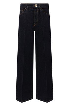 Женские джинсы LANVIN темно-синего цвета, арт. RW-TR0024-D005-E21 | Фото 1
