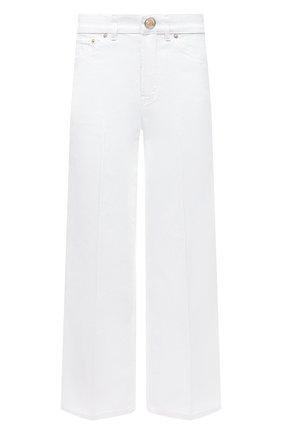 Женские джинсы LANVIN белого цвета, арт. RW-TR0024-D001-E21 | Фото 1