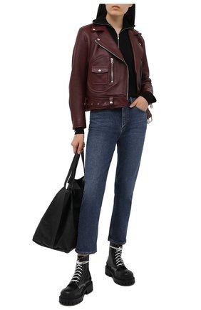 Женские джинсы AGOLDE синего цвета, арт. A156-1255 | Фото 2