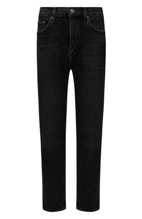 Женские джинсы AGOLDE темно-серого цвета, арт. A165-1274 | Фото 1