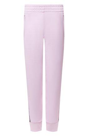 Женские хлопковые джоггеры ALEXANDERWANG.T розового цвета, арт. 4CC2214084 | Фото 1