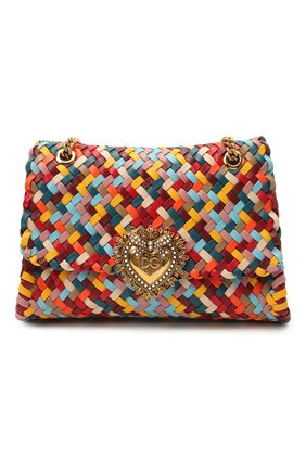 Женская сумка devotion DOLCE & GABBANA разноцветного цвета, арт. BB6728/A0324   Фото 1