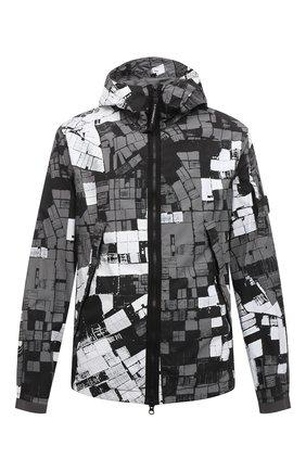 Мужская хлопковая куртка C.P. COMPANY серого цвета, арт. 10CM0W291A-006068G | Фото 1
