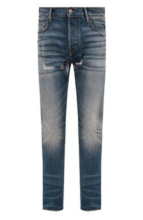 Мужские джинсы FEAR OF GOD синего цвета, арт. FG40-015HWD | Фото 1