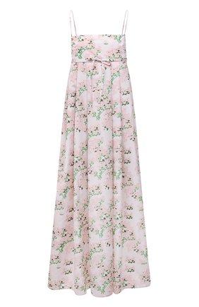 Женское платье BERNADETTE светло-розового цвета, арт. SS21-DRESS-JUL-TAF-1 | Фото 1