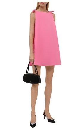 Женское платье BERNADETTE розового цвета, арт. SS21-SHDRESS-MA-TAF-2 | Фото 2