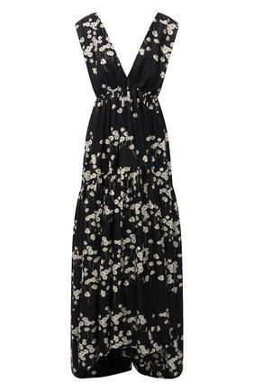 Женское платье BERNADETTE черно-белого цвета, арт. SS21-DRESS-MILLY-TAF-1 | Фото 1