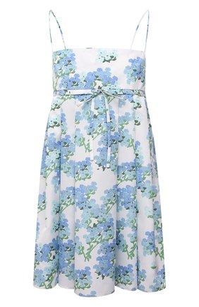 Женское платье BERNADETTE голубого цвета, арт. SS21-SHDRESS-JUL-TAF-1 | Фото 1