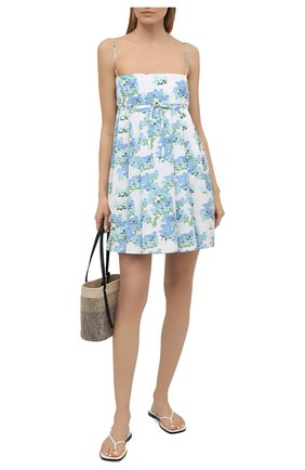 Женское платье BERNADETTE голубого цвета, арт. SS21-SHDRESS-JUL-TAF-1 | Фото 2