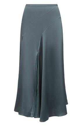 Женская юбка VINCE серого цвета, арт. V739230672 | Фото 1