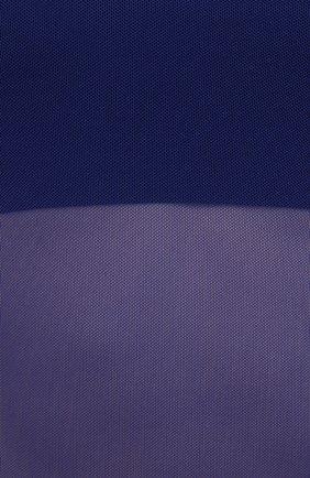 Женский топ DRIES VAN NOTEN синего цвета, арт. 211-11141-2201 | Фото 5