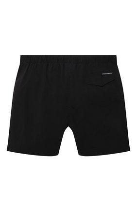Детские плавки-шорты DOLCE & GABBANA черного цвета, арт. L4J818/G7YHP/2-6   Фото 2