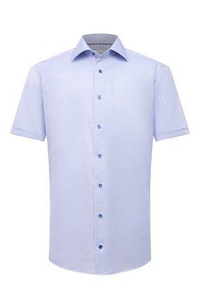 Мужская хлопковая сорочка ETON синего цвета, арт. 1000 02271 | Фото 1
