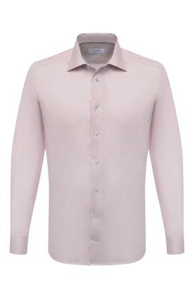 Мужская хлопковая сорочка ETON бежевого цвета, арт. 1000 02057 | Фото 1