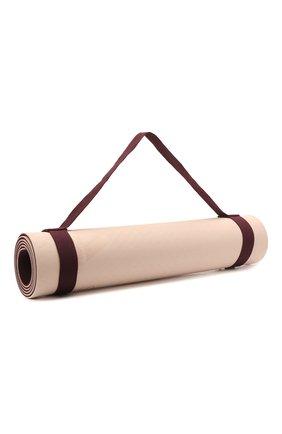 Женского коврик для йоги ADIDAS BY STELLA MCCARTNEY розового цвета, арт. GL5445   Фото 2