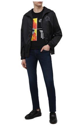 Мужские джинсы AG синего цвета, арт. 1139TSY/EQUA/MX | Фото 2