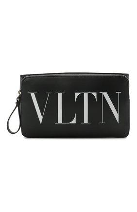 Кожаная поясная сумка Valentino Garavani | Фото №1
