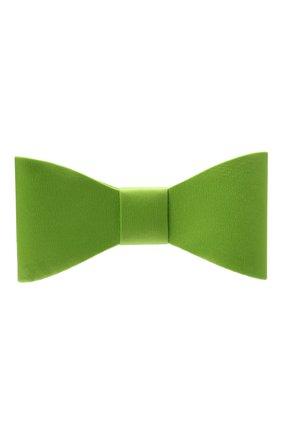 Женская бант PANFIL зеленого цвета, арт. Бант 24-8 | Фото 1