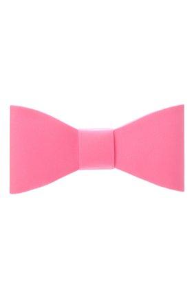Женская бант PANFIL розового цвета, арт. Бант 25-8 | Фото 1