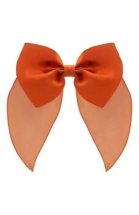 Женская бант PANFIL оранжевого цвета, арт. Бант 20-X2-Min | Фото 1