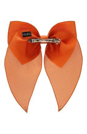 Женская бант PANFIL оранжевого цвета, арт. Бант 20-X2-Min | Фото 2