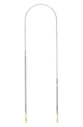 Женские цепочка для очков EXCLAIM серебряного цвета, арт. 039S2906GH | Фото 1