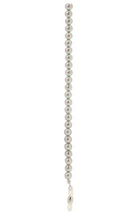 Женские цепочка для очков EXCLAIM серебряного цвета, арт. 041GR2922GH | Фото 2