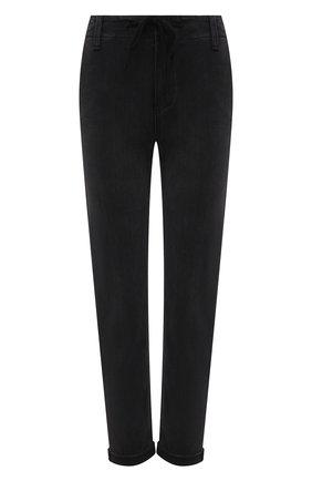 Женские брюки из вискозы и хлопка PAIGE серого цвета, арт. 5659901-3935 | Фото 1