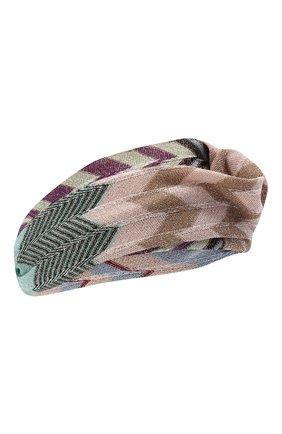 Женская повязка на голову MISSONI разноцветного цвета, арт. MDS00018/BR00DR | Фото 1