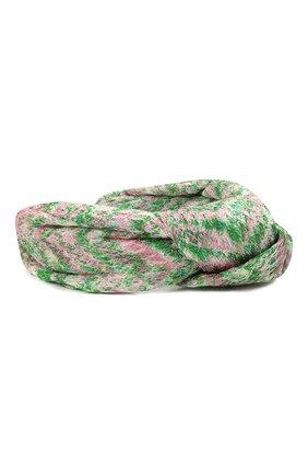 Женский ободок для волос MISSONI зеленого цвета, арт. MDS00309/BR00DY | Фото 2