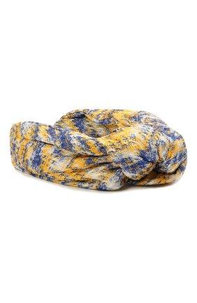 Женский ободок для волос MISSONI желтого цвета, арт. MDS00309/BR00DY | Фото 2