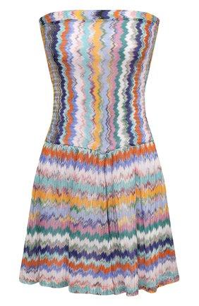 Женский комбинезон из вискозы MISSONI разноцветного цвета, арт. MM000038/BR00E8 | Фото 1