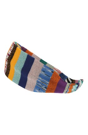 Женская повязка на голову MISSONI разноцветного цвета, арт. MMS00001/BT002D | Фото 2