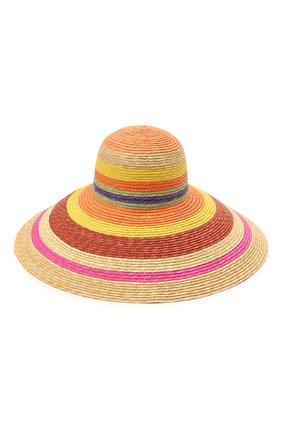 Женская соломенная шляпа MISSONI разноцветного цвета, арт. MMS00069/BV007Q | Фото 1