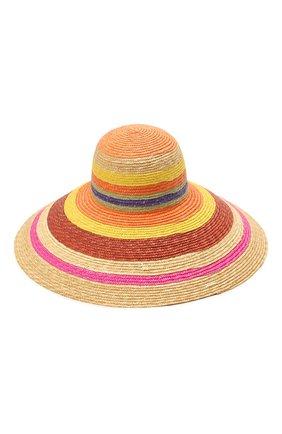 Женская соломенная шляпа MISSONI разноцветного цвета, арт. MMS00069/BV007Q | Фото 2