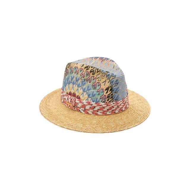 Соломенная шляпа Missoni
