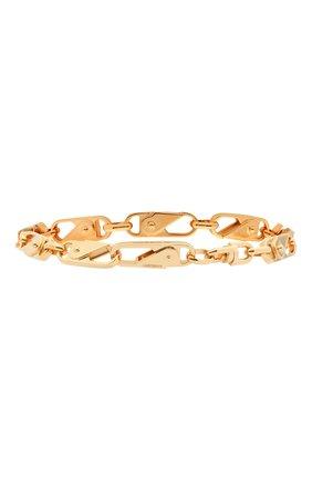 Мужской серебряный браслет AMBUSH золотого цвета, арт. BM0A021S21MET002 | Фото 2