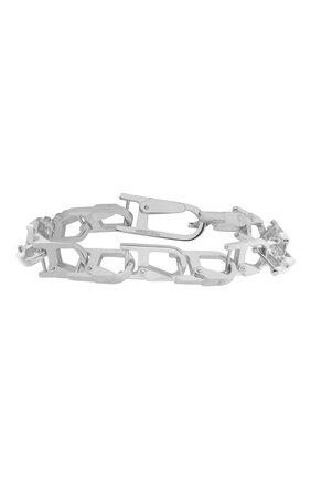 Мужской серебряный браслет AMBUSH серебряного цвета, арт. BM0A022S21MET001 | Фото 1 (Материал: Серебро)