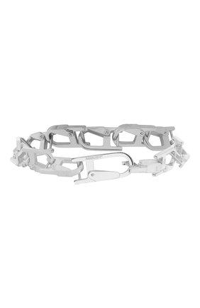 Мужской серебряный браслет AMBUSH серебряного цвета, арт. BM0A022S21MET001 | Фото 2 (Материал: Серебро)