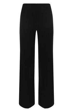 Женские шерстяные брюки RUBAN черного цвета, арт. RCSS21–7.1.41.2   Фото 1