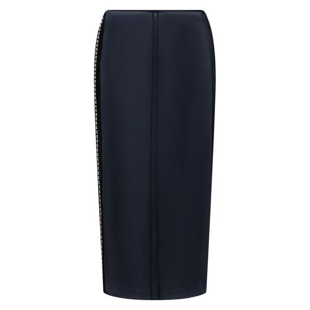 Шелковая юбка Jil Sander