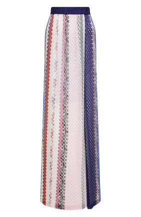 Женская юбка из вискозы MISSONI разноцветного цвета, арт. MMH00034/BR00E4 | Фото 1