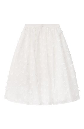 Детская юбка CHARABIA белого цвета, арт. S13023   Фото 2