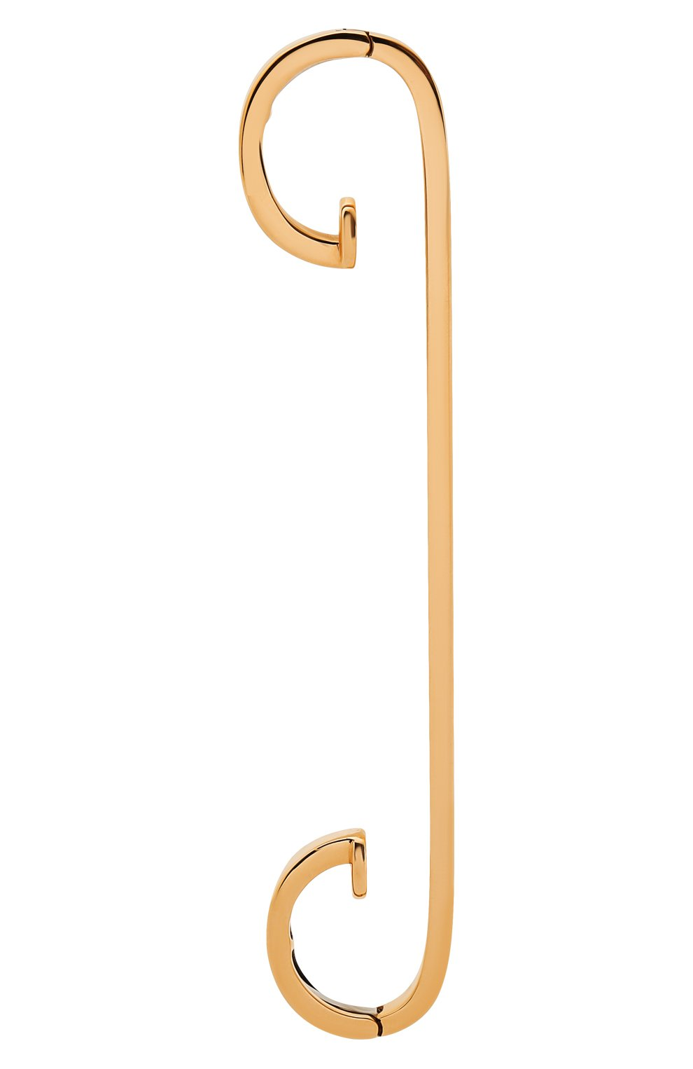 Женские серьга REPOSSI бесцветного цвета, арт. EA/ST4G   Фото 1 (Драгоценные камни: Без драгоценных камней; Материал сплава: Розовое золото)