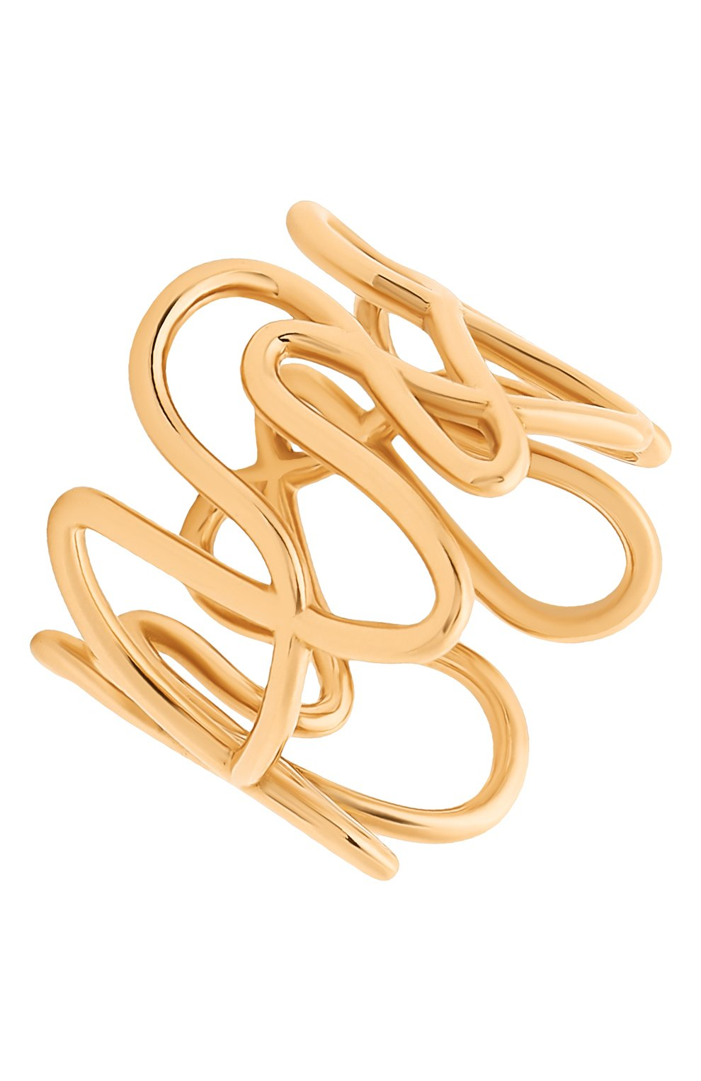 Женские кольцо REPOSSI бесцветного цвета, арт. RG/WT2RG(P)   Фото 1 (Драгоценные камни: Без драгоценных камней; Материал сплава: Розовое золото)